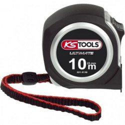 KS TOOLS Metre a ruban Bi-matiere  ULTIMATE 10x25mm