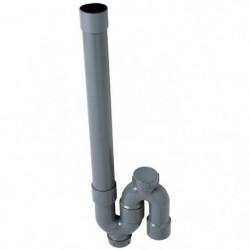 WIRQUIN Siphon simple crosse SP5002 - PVC - Machine a laver