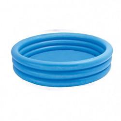 INTEX Piscinette Bleu Cristal - 147 x 33 cm - 3 boudins