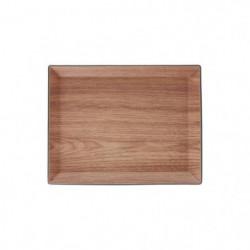 AERTS Plateau pour buffet - 29,5 x 23 x 2 cm - Rectangulaire