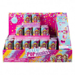 PARTY POPTEENIEES Crackers Surprise - Modele aléatoire Spinm