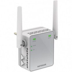 NETGEAR Répéteur Wifi 300 Mbp/s - N300 EX2700-100PES