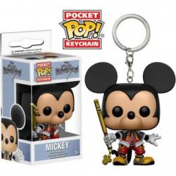 Porte-clé Funko Pocket Pop! Disney Kingdom Hearts : Mickey