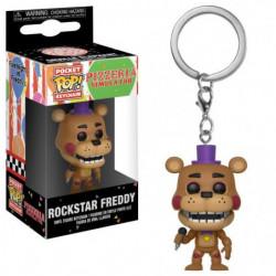 Porte-clé Funko Pocket Pop! Five Nights At Freddy's: Pizza S
