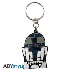 Porte-clés PVC Star Wars - R2D2 - ABYstyle