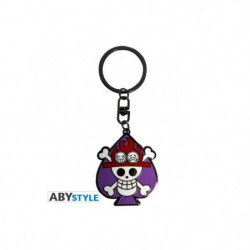 Porte-clés One Piece - Skull Ace - ABYstyle