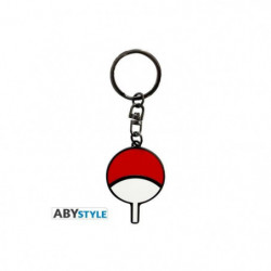Porte-clés Naruto Shippuden - Symbole Uchiwa - ABYstyle