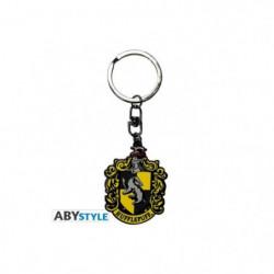 Porte-clés Harry Potter - Poufsouffle - ABYstyle