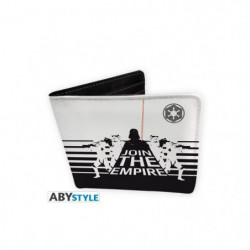 Portefeuille Star Wars - Join The Empire - Vinyle - ABYstyle