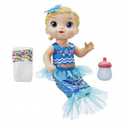 BABY ALIVE - Sirene (cheveux blonds)