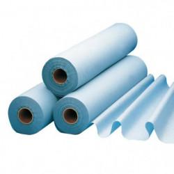 Draps de protection Aleses plastifiés pour lit et lit d'exam