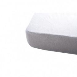 LULU CASTAGNETTE Alese Bouclette Pour Berceau 55x85 cm Blanc