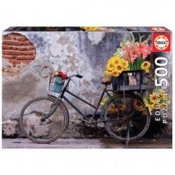EDUCA  500 bicyclette avec des
