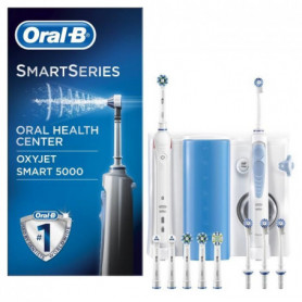 Oral-B Combiné Dentaire Smart 5000 + Hydropulseur