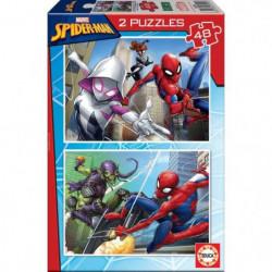 EDUCA  2x48 spiderman