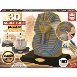 EDUCA Puzzle 3D Toutankhamon