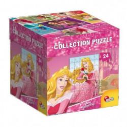 DISNEY PRINCESSES - puzzle Aurore