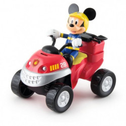 IMC TOYS Quad de pompier Mickey