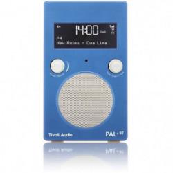TIVOLI Radio numerique - FM, AM, Bluetooth, Classic - Bleu