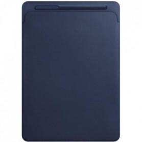 """APPLE - Etui en cuir pour iPad Pro 12,9"""" Bleu Nuit"""