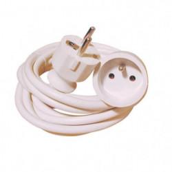 TEC HIT Rallonge électrique 16 A 10x1,5 mm² longueur 10 m
