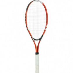 ATHLI-TECH Raquette de tennis T25 - Enfant - Rouge et noir