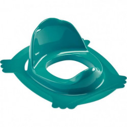 THERMOBABY Réducteur wc luxe - Vert emeraude