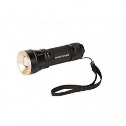 NUM'AXES Lampe torche 270 lumens - 3 modes d'éclairage - Dis