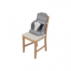 SAFETY 1ST Rehausseur Chaise Travel Booster Warm Grey