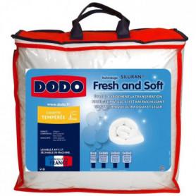DODO Couette Fresh & Soft - 100% polyester traité