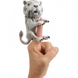FINGERLINGS Untamed Tigre Silvertooth - Robot intéractif
