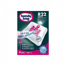 HANDY BAG R22 Sacs Aspirateur Micropor Plus