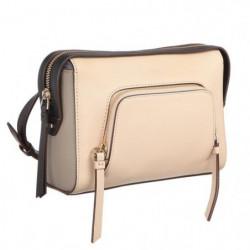 DKNY Sac petit crosse R461590202 GREENWICH beige Femme