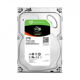 """Seagate HDD FireCuda 2To 3,5""""  ST2000DX002"""