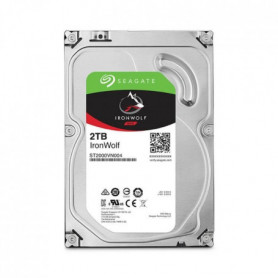 """SEAGATE NAS HDD Iron Wolf 2To 3,5""""  - ST2000VN004"""