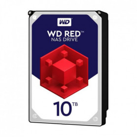 """WD Disque dur HDD Red - 10To - 256Mo - 3,5"""""""