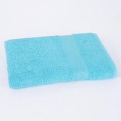 JULES CLARYSSE Drap de douche 70x140cm Viva - Bleu Turquoise