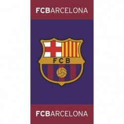 FC BARCELONA Drap de plage 75x150cm