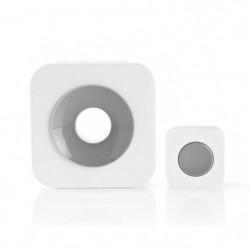 NEDIS Kit pour sonnette sans fil - Intérieur et extérieur -