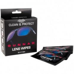 Pack de 30 lingettes nettoyantes pour lunettes anti lumiere