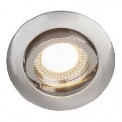 BRILLIANT Spot encastré orientable LED Easy Clip diametre 8