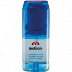 MELICONI BLUE100 Liquide nettoyant 100 mL + Chiffon en micro
