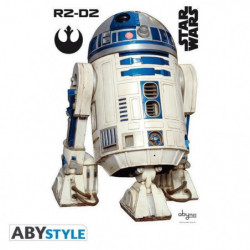 Stickers Star Wars - échelle 1 - R2D2 (blister) - ABYstyle