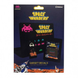 Stickers Space Invaders - 60