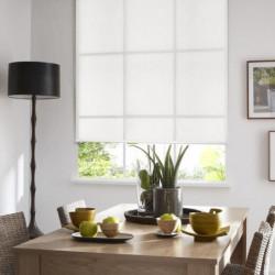 MADECO Store enrouleur tamisant Must - Blanc - 67x190 cm
