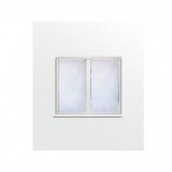 SUCRE D'OCRE Brise bise DOLLY 60x120 cm - Blanc
