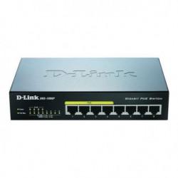 D-Link DGS-1008Px2 Pack de 2 switches 8 ports Gigabit dont 4