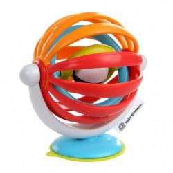 BABY EINSTEIN Jouet d'activités Sticky Spinner - Multicolore