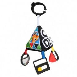 BABY EINSTEIN Porte-clés pyramide Playful Pyramid - Multicol