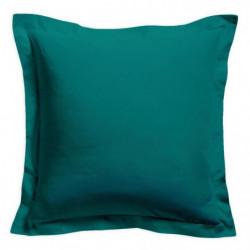 TODAY Taie d'oreiller 100% coton - 75x75 cm - Emeraude